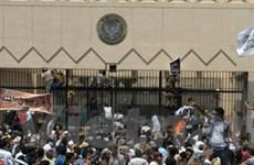 Yemen: Người biểu tình đốt phá tại Đại sứ quán Mỹ