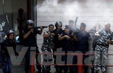Tấn công đại sứ quán Mỹ ở Tunisia, 4 người chết