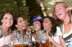 6 triệu người đổ về dự lễ hội bia Đức Oktoberfest