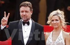 Nam diễn viên Australia Russell Crowe chia tay vợ