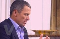 Armstrong chực khóc khi kể sự thật với các con