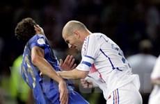 """Zidane kiện một danh hài vì bị xúc phạm là """"đồ điếm"""""""