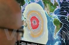 Động đất 8 độ gây sóng thần tàn phá đảo Solomon
