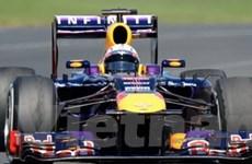 Vettel liên tục về nhất chặng đua thử ở Melbourne