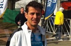Cựu thành viên NKOTB thoát chết ở marathon Boston