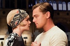 """DiCaprio tiếp bước Fitzgerald với """"The Great Gatsby"""""""