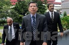 Cựu quan chức Singapore đi tù vì bê bối tình dục