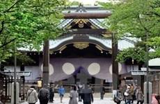 Quan chức Trung, Nhật hội đàm về vấn đề Yasukini