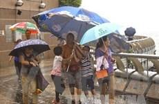 Siêu bão Utor đã đổ bộ vào Quảng Đông và yếu dần