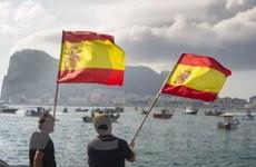 Tàu khu trục HMS Westminster của Anh tới Gibraltar