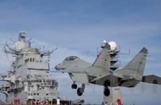 Nga sẽ bàn giao tàu sân bay cho Ấn Độ vào 15/11