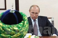 Putin cáo buộc thế lực bên ngoài gây bất ổn tại Nga