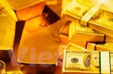Giá vàng trồi sụt, giao dịch trên sàn đóng băng