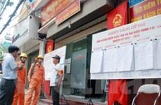 Hà Nội đã sẵn sàng đảm bảo điện phục vụ bầu cử