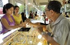 Giá vàng trong nước vượt 45,1 triệu đồng mỗi lượng