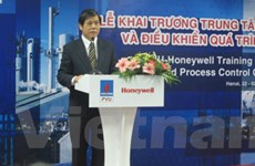 PVU mở trung tâm đào tạo tự động hóa cho dầu khí