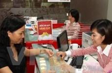 Đầu tuần, vàng SJC giảm 190.000 đồng mỗi lượng