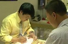 Đầu tuần, vàng SJC đã giảm 10.000 đồng mỗi lượng