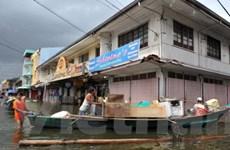 Thế giới quyên góp giúp nạn nhân thiên tai châu Á