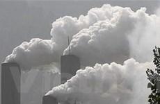 Giảm 3% khí CO2 nhờ khủng hoảng kinh tế