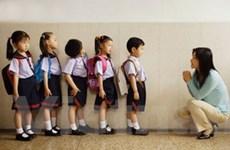 6 tuổi là thời điểm thích hợp để trẻ em đi học