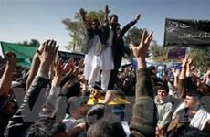Afghanistan biểu tình vì lính Mỹ đốt kinh Coran