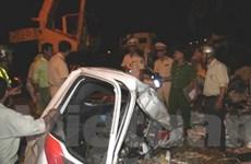 Tai nạn giao thông nghiêm trọng tại hầm Hải Vân