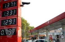 Giá dầu mỏ thế giới tăng lên gần 80 USD/thùng