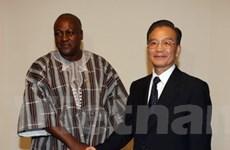 Trung Quốc cam kết cho châu Phi vay 10 tỷ USD