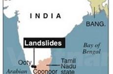 Gần 120 người chết do mưa lũ ở miền Nam Ấn Độ