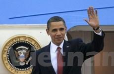 Tổng thống Mỹ Obama thăm chính thức Nhật Bản