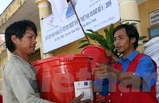 Có hơn 7 triệu USD giúp nhân dân vùng bị thiên tai