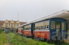 Tổng công ty Đường sắt đổi hình thức hoạt động