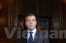 Nga và EU phối hợp giải quyết vấn đề toàn cầu