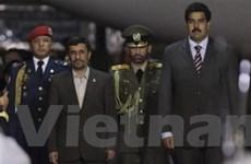 Tổng thống Iran thăm Venezuela để tăng quan hệ