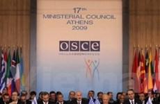 Australia là Đối tác hợp tác châu Á của OSCE