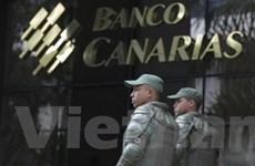 """Venezuela khám công ty """"dính"""" vụ bê bối ngân hàng"""