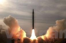 Phương Tây và Mỹ lo ngại vụ thử tên lửa của Iran