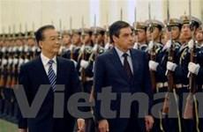 Pháp-Trung ký thỏa thuận hợp tác trị giá 9 tỷ USD