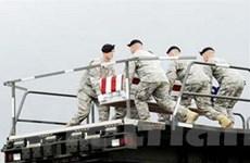 Năm 2009, lính quốc tế thiệt mạng tăng gần gấp đôi