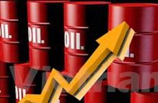 Giá dầu mỏ thế giới lên gần 80 USD mỗi thùng