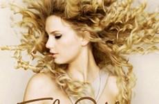 Album của Taylor Swift ăn khách nhất năm 2009