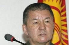 Cựu Bộ trưởng Quốc phòng Kyrgyzstan bị 8 năm tù