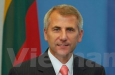 Ngoại trưởng Litva từ chức do bất đồng với tổng thống