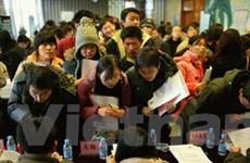 60.000 sinh viên Đức thất nghiệp vì khủng hoảng