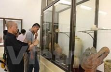 """Khai mạc triển lãm cổ vật """"Cổ ngoạn Thăng Long"""""""