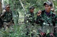 Tình hình biên giới Thái Lan-Campuchia hết bất ổn