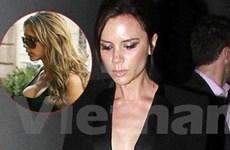Điều gì xảy ra với vòng một của Victoria Beckham?