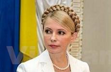 Quốc hội bãi miễn chính phủ của bà Tymoshenko