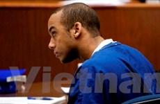 Sao nhạc rap Jassy lãnh án tù vì giết người ở Mỹ